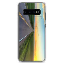 "Samsung Galaxy 10 plus SafetyCase Features ""Some Summer Sunset"""