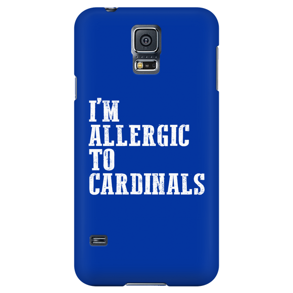 Allergic To Cardinals Love Wildcats Phone Case Kentucky * - getkentuckified