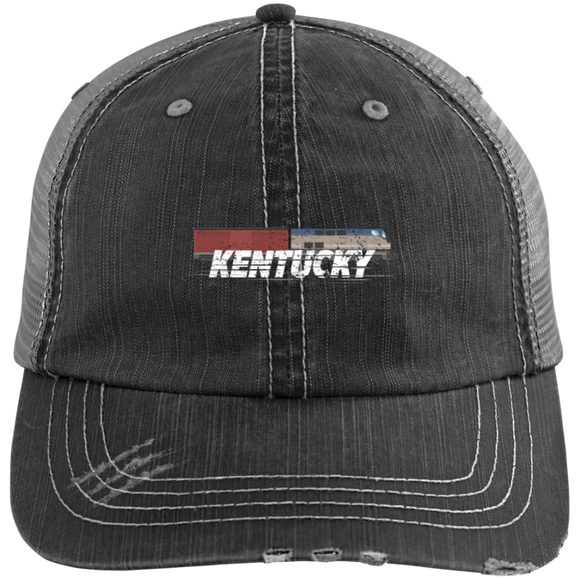 Railroad Model Hat Kentucky Railroad Hat
