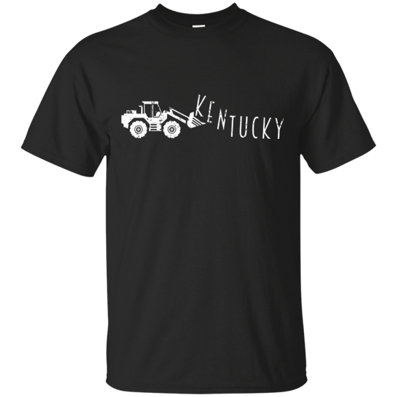 Kentucky Heavy Equipment Operator Shirt Front Loader Backhoe Shirt Tractor - getkentuckified