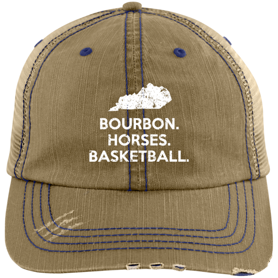5d7bff52 ... discount kentucky bourbon horses basketball hat kentucky hat gift 8cd05  95e02