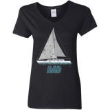 Dad Boat Shirt Dad Sailing Shirt Love Sail Boat Dad Shirt Father Boating Shirt - getkentuckified