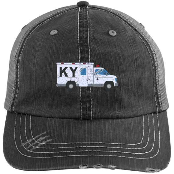 EMT Prep Hat Kentucky Ambulance Paramedic Hat Gift - getkentuckified