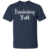 Brandenburg Y'all Cute Kentucky Town Pride Gift - getkentuckified