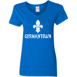 Germantown Louisville Kentucky Fleur De Lis