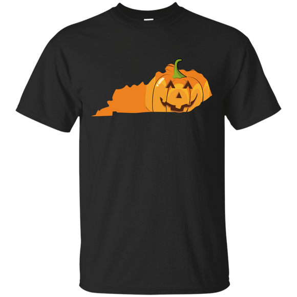 Kentucky Halloween Shirt Kentucky Pumpkin Shirt