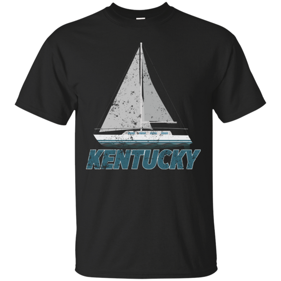Boating Captain Shirt Kentucky Boat Sailing T Shirt - getkentuckified