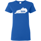 I Love Kentucky Shirt Funny Kentucky T Shirt - getkentuckified