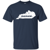 Best Memaw Shirt Kentucky T Shirt Memaw T Shirt - getkentuckified