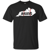 Baseball Aunt Kentucky Shirt Fastpitch Aunt Softball Shirt - getkentuckified