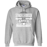 Drinking Bourbon Anger Management Shirt Funny Drinking Shirt Kentucky - getkentuckified