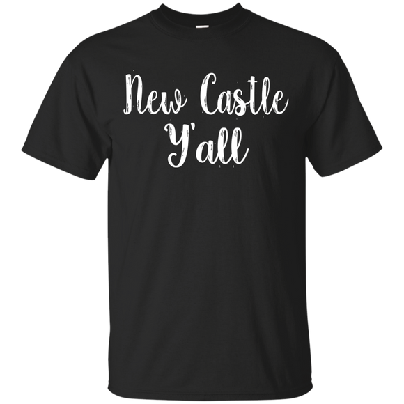 New Castle Y'all Cute Kentucky Town Pride Gift