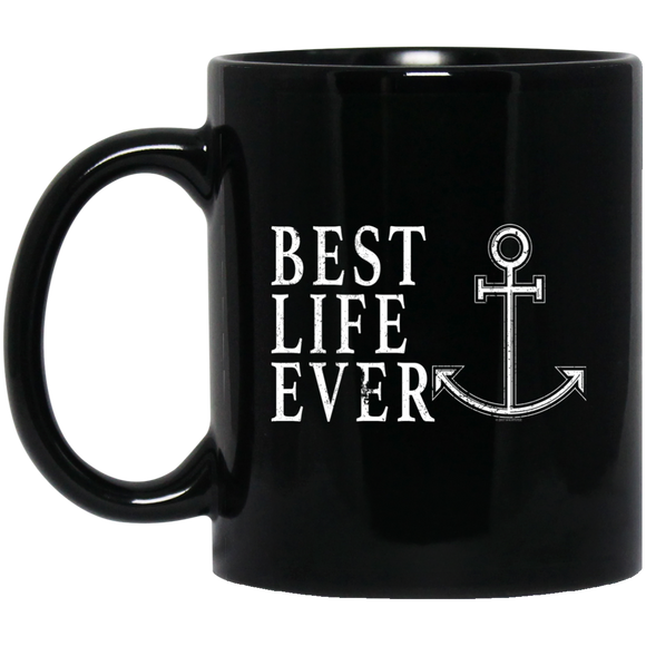 Best Life Ever Boat Mug Boat Captain Mug Boating Gift - getkentuckified