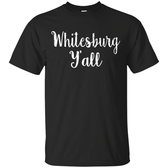 Whitesburg Y'all Cute Kentucky Town Pride Gift