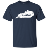 Frankfort Kentucky City Town Kentucky Native - getkentuckified