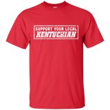 Kentuckian Kentucky Proud Love Kentucky
