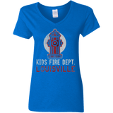 Cute Future Firefighter Louisville Kentucky Shirt Fireman Kids Shirt - getkentuckified