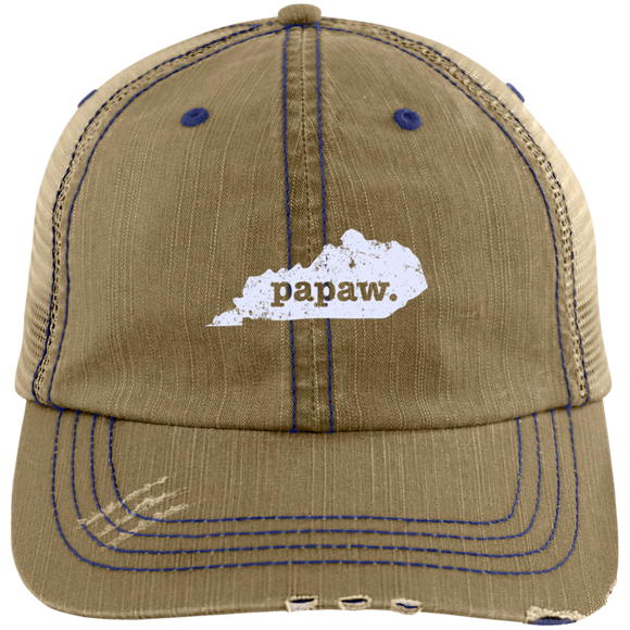 Kentucky Papaw Hat Kentucky Hat Coolest Grandpa Hat