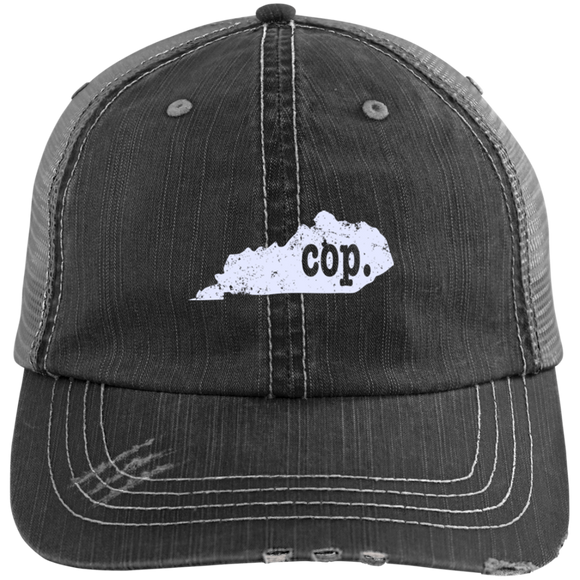 Chief Police Hat Kentucky Cop Hat Gift Chief Of Police - getkentuckified