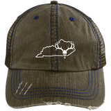 Hunting Whitetail Deer Kentucky Redneck Deer Hunting Hat