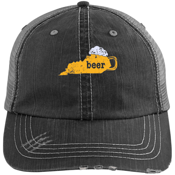 Home Brew Beer Pong Kentucky Hat Funny Beer Apparel Craft Beer