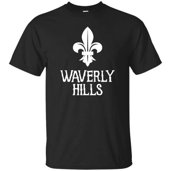 Waverly Hills Louisville Kentucky Fleur De Lis