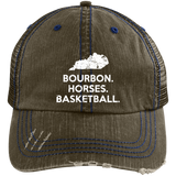 Kentucky Bourbon Horses Basketball Hat Kentucky Hat Gift