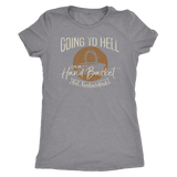 Going To Hell In Handbasket Funny Southern Sayings Get Kentuckified Premium Shirt