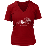 Home Sweet Home Kentucky Native Love Get Kentuckified Premium Shirt