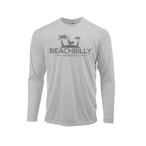 Beachbilly Fishing - Grey with Charcoal