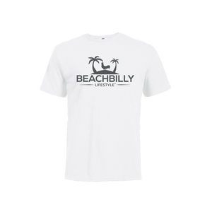 Beachbilly Original - White with Charcoal