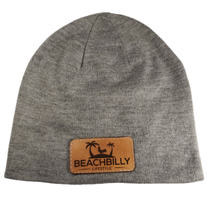 Beachbilly Beanie - Original Leather Patch