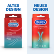 Durex DE - Gefuhlsecht Slim Fit - Altes vs. Neues