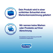 Durex DE Condoms Durex Stimulation, 10 Kondome - Online Exclusive