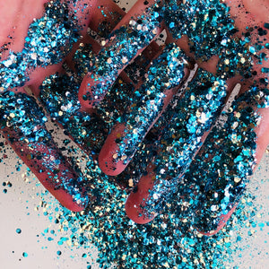 Fairy Bio Glitter Blend - Surfs Up
