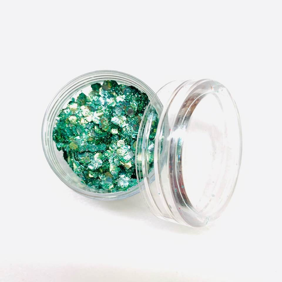 Glitter Fairy Bio Pixie Pots - Mermaid