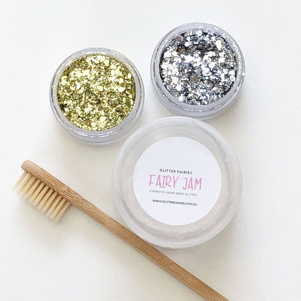 Glitter Fairies Festival Bio-degradable Beard Kit