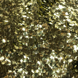 Golden - Bio-degradable Glitter Blend