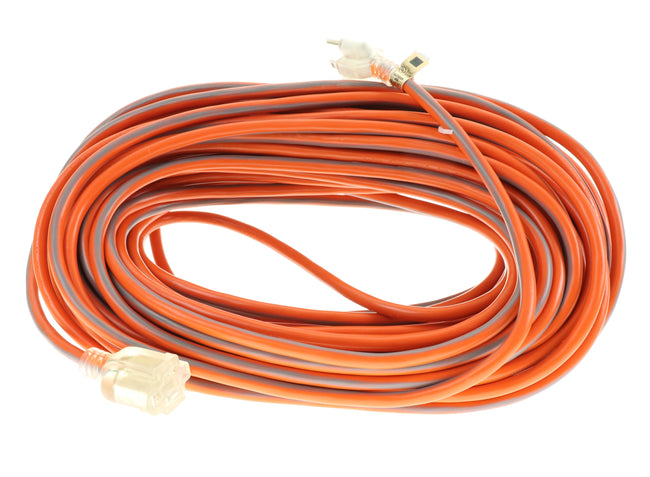 100FT SJTW 16-Gauge 3-Prong Plug - Outdoor Cord