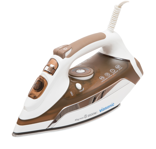 Viasonic Executive 1600W Steam Iron