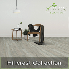 Hillcrest Collection WPC Core LVP Flooring