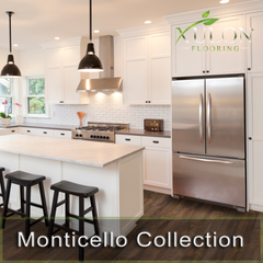 Monticello Collection Rigid Core LVP Flooring