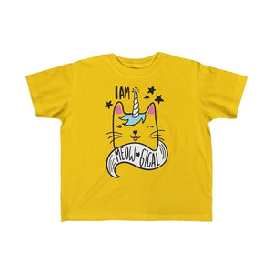I am Meowgical Unicorn Kids Tee