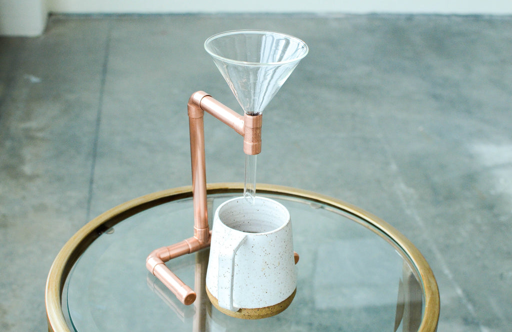Copper Coffee Pour Over