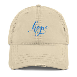 Hope - Distressed Hat