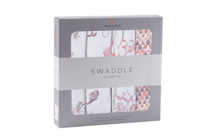 Under The Sea Swaddle 4 Pack