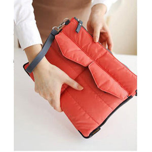 Bag in Bag Casual Travel Multi-pockets Storage Bag  Package Ipad Bag