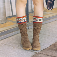 Women's Shoes Customized Materials Winter Comfort Boots