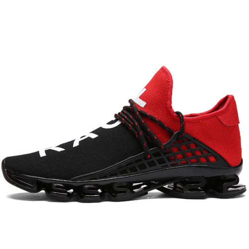 Men Stylish Light Outdoor Soccer Damping Athletic Shoes