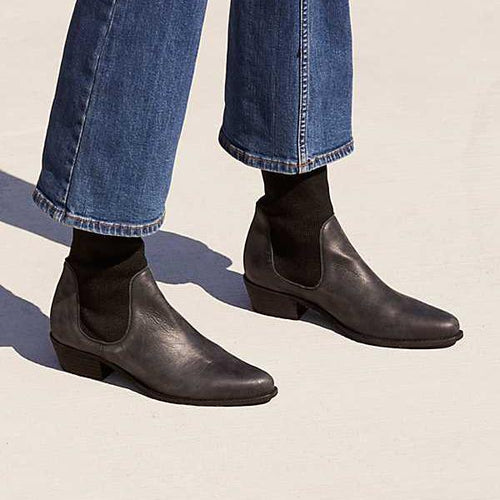 Women Casual Western Boot